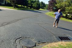 """There seems to be little solid information about the safety (of the pavement ""rejuvenator"" product), so it is good that Pomfret will invest $5,000 for an engineering study to investigate further. But that study ought to have been commissioned and completed before the product was applied to town roads — not after."" - Norwich Bulletin Editorial Board 