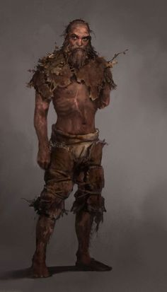 View an image titled 'Wogah Art' in our Far Cry Primal art gallery featuring official character designs, concept art, and promo pictures. Fantasy Character Design, Character Creation, Character Concept, Character Art, Concept Art, Fantasy Male, Fantasy Rpg, Medieval Fantasy, Dark Fantasy