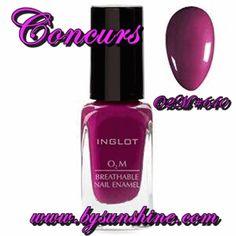 Concurs de la Inglot de ziua mea! ~ Beauty and Fashion by Sunshine