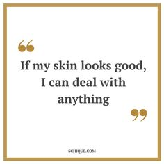 Good skin days are even more powerful than good hair days, right? Here's to conquering the world, ladies! 💛🌼 #skin #skincare #glowingskin #goodskin #skincareroutine #skincarejunkie
