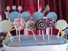 # My girl lollipop da da da da..  You make my heart go giddy up. ..my girl lollipop #.. thrill your guests with with super cute lollipop favours