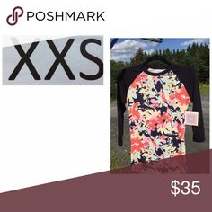 Lularoe Randy NWT This is a Brand New Lularoe Randy with tags if you have any questions please ask I will gladly answer any questions. LuLaRoe Tops Tees - Long Sleeve