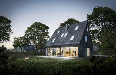 Architecten Kok Harleman – Vrijstaande woning Apeldoorn