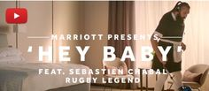 Rugby legend Sébastian Chabal stars in hilarious Marriott campaign for Hong Kong Sevens   To celebrate the upcoming Rugby Sevens, Ogilvy & Mather (Ogilvy) has invited rugby legend Sébastian Chabal to make cameo appearances in four short films on social media as part of Marriot's campaign 'Stay Brilliant'. (06/04/18)    Brand Architecture