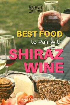 Food is equally important as good wine, so I always try to find delicious combinations to serve when I am drinking with friends. Shiraz wine is very easy to pair as it is dry, so here are some menu ideas to create for your next gather around with friends or family. #vinodelvida #shirazwine #shirazwinepairing #bestshirazwine #shirazwinedrinks #shirazredwine #shirazwinesangria #shirazwinerecipes #shirazwineglasses #shirazwinelabel #shirazwineaustralia #shirazwinebottle #shiraz Shiraz Wine, Sangria, Wines, Red Wine, Drinking, Menu, Create, Friends, Breakfast