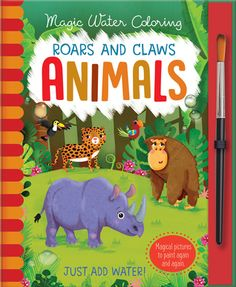 Roars and Claws - Animals by Jenny Copper Magical Pictures, Colorful Animals, Pictures To Paint, Claws, Blog, Copper, Painting, Fictional Characters, Grains