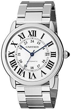 Cartier Men's W6701011 Ronde Solo Stainless Steel Watch https://www.carrywatches.com/product/cartier-mens-w6701011-ronde-solo-stainless-steel-watch/ Cartier Men's W6701011 Ronde Solo Stainless Steel Watch #cartierwatchesformen More Cartier watches : https://www.carrywatches.com/shop/wrist-watches-men/cartier-watches-for-men/