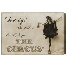 Remedy Blakely Home 'Join the Circus' Art