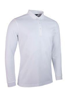 Mens Performance Max Golf Shirt Golf Polo Shirts, Collar And Cuff, Long Sleeve, Sleeves, How To Wear, Men, Fashion, Pique, Moda