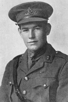 2nd Lt Thomas Harold Broadbent Maufe VC from Ilkley in West Yorkshire won his VC during the Great War at Feuchy in France