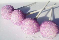 sugar plum cake pops