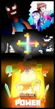 Minecraft Story Mode: POWER by PrettyXTheXArtist