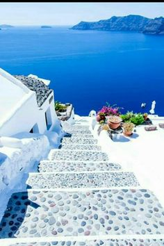 Travel Discover Steps in Santorini Greece Places Around The World Travel Around The World The Places Youll Go Places To Visit Around The Worlds Vacation Places Vacation Destinations Dream Vacations Places To Travel Vacation Places, Dream Vacations, Vacation Spots, Places To Travel, Places To Visit, Italy Vacation, Vacation Destinations, Places Around The World, Travel Around The World