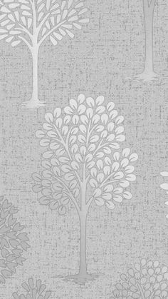 I LOVE WALLPAPER Quartz Tree Wallpaper Silver (FD42200). For similar designs visit ilovewallpaper.co.uk #ilovewallpaper #Tree #Wallpaper #InteriorDesign Tree Wallpaper, Tree Designs, Designer Wallpaper, Quartz, Texture, Interior Design, Silver, Decor, Surface Finish