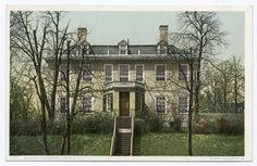 Old Schuyler Mansion, Albany, N.Y.