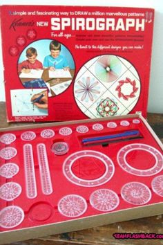 Loved to play with this as a kid.