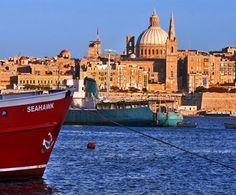 #Malta: idee per il primo viaggio nell'isola di miele; La Valletta © Fotografia di Walter Lo Cascio