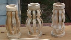 Scroll Bench: Pattern Catalog: Vases