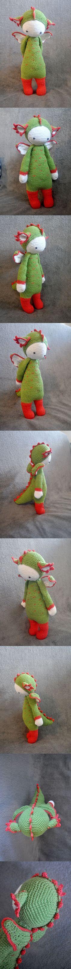 Lalylala dragon Dirk