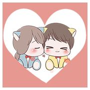 Free I'm Yours: Pop-Ups Line Sticker - http://www.line-stickers.com/im-yours-pop-ups/