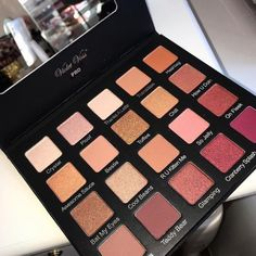 """The Holy Grail Palette"" by Violet Voss"