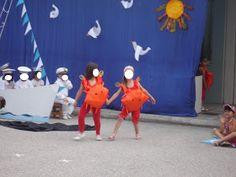 """Νηπιαγωγός σε απόγνωση!: Καλοκαιρινή Γιορτή """"Θαλασσινές Ιστορίες"""" Blog, Blogging"""