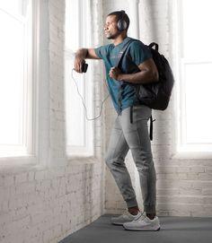 Calça Jogger. Macho Moda - Blog de Moda Masculina: CALÇA JOGGER MASCULINA: Dicas de Onde Comprar no Brasil. Moda Masculina, Moda para Homens, Roupa de Homem, Street Wear. Athleisure