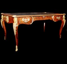 French Bureau Platt | Charlotte Nail Antiques Showroom 165 at The Houston Design Center