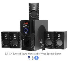 nice Frisby FS5000BT 800Watt Bluetooth 5.1 Encompass Sound Dwelling Theater Speaker System Check more at https://aeoffers.com/product/electronics-and-computers/frisby-fs5000bt-800watt-bluetooth-5-1-encompass-sound-dwelling-theater-speaker-system/