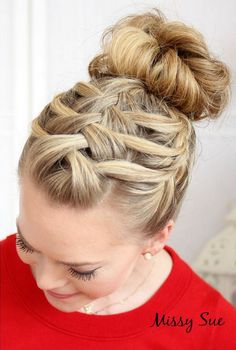 ¡La trenza perfecta para este verano! #Braid #Summer #Beauty