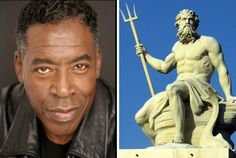 Ernie Hudson has been cast as King Poseidon in ABC's Once Upon A Time. He will appear in episode 15 of the fairytale drama's current fourth season.