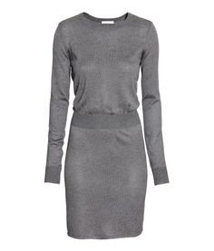 Fine-knit Dress | Product Detail | H&M
