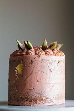 Pistachio Cake with