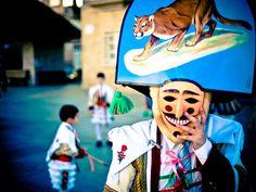 Carnival in Verin (Galicia, Spain)