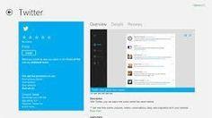 Windows 8'in beklenen Twitter uygulaması artık bizlerle! Klasik Twitter'dan daha farklı bir deneyim sunuyorlar bu sefer.     Uygulamayı hemen indirmek için: http://apps.microsoft.com/windows/en-US/app/twitter/8289549f-9bae-4d44-9a5c-63d9c3a79f35