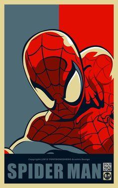 Spider Man Heroes Reward Superhero Manga Luscious