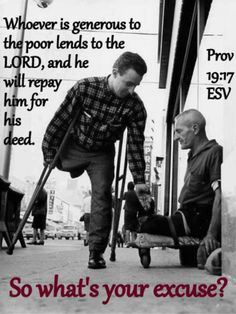 This picture really hit me with the importance of giving Grace even when we may feel like we can't.