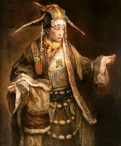 Tang Wei Min | http://4.bp.blogspot.com/-kb7Qbwm-4tQ/T9sOxpW9avI/AAAAAAAAJeY/wvFGRPTdGLg/s1600/Tang_Wei-Min-tr-art5.jpg