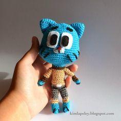 Kim Lapsley Crochets: Gumball  - free pattern