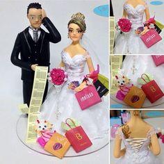 Alguém preocupado em pagar as #contas ? 😳😱😂😍😘 💖 #noivinhospersonalizados 💖 #compras #animaisdeestimação 🐶 #Melissa 🛍🎁 #casamento ❤️ #weddingparty #weddingdress #weddingcaketoppers #noivas #vestidonoiva #vivaosnoivos #vestidodenoiva #noiva #noivo #noivos #noivasdobrasil #topodebolodecasamento #topodebolopersonalizado #topodebolo #noivinhosdebiscuit #biscuit #caraarteembiscuit #noivinhoscaraarteembiscuit #wedding #weddings #weddingdream #universodasnoivas #casacomigo ❣ Orçamento…