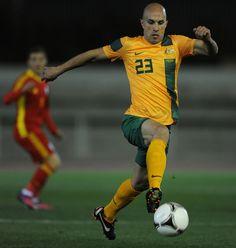 BRESCIANO, Mark | Midfield | Al-Gharafa (QAT) | @MarkBresciano | Click on photo to view skills