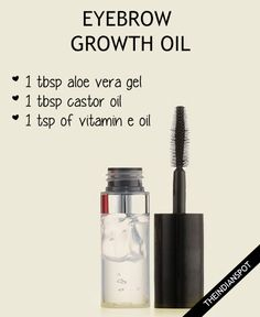 Eyebrow growth remedies – Just like you take good care of your hair, extent…