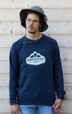schneeverliebt clothing | crewneck