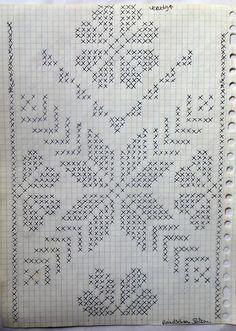 Needlepoint Stitches, Counted Cross Stitch Patterns, Cross Stitch Designs, Cross Stitch Embroidery, Weaving Art, Weaving Patterns, Cross Stitch Cards, Cross Stitching, Crochet Table Runner Pattern