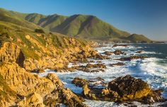 ***Big Sur golden hour (California) by dezzouk