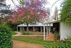 Mutton Falls Australian homestead and garden