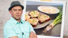 Domácí pivní sýr - Recepty Láďa Hruška Potato Salad, Potatoes, Vegetables, Ethnic Recipes, Food, Red Peppers, Vegetable Recipes, Eten, Veggie Food