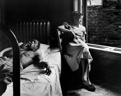 Tenement Dwellers, Chicago, Illinois, 1950 - Archive - The Gordon Parks Foundation