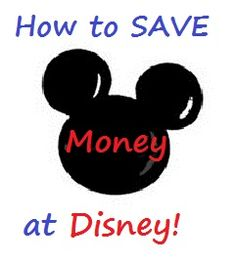 How to SAVE Money at Disney! Please share!