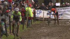 Nys solo na kettingproblemen voor Van Aert. BK cyclocross Erpe-Mere 11.1.2015